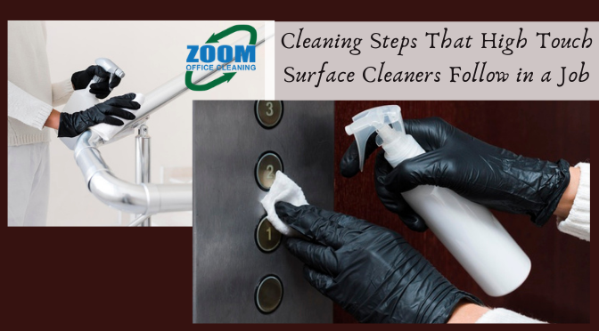High Touch Surface Cleaners
