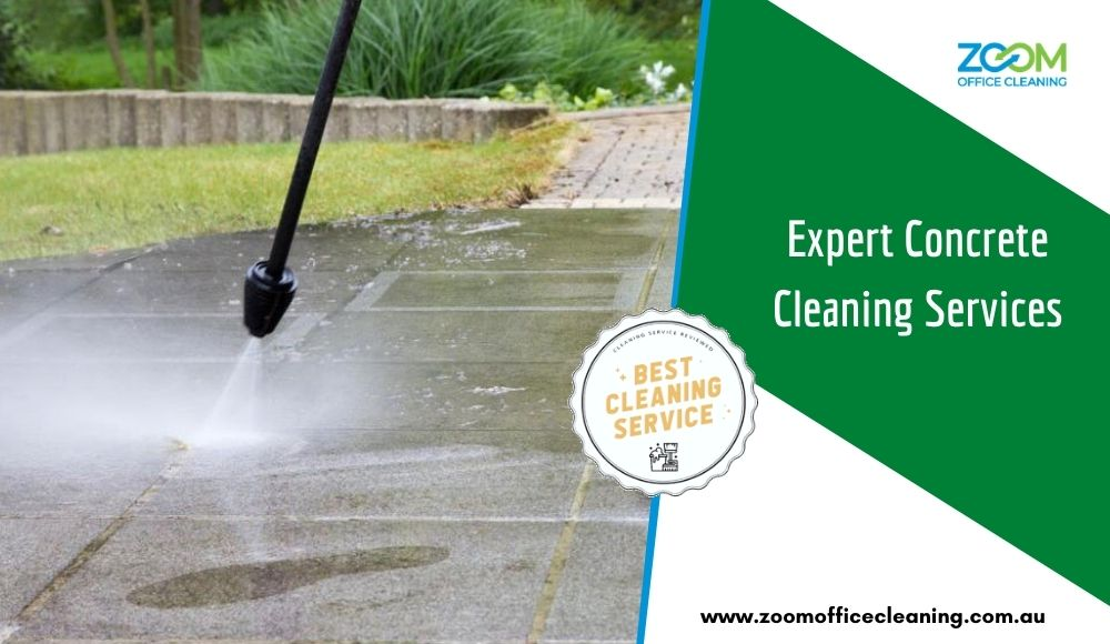 Expert Concrete Cleaning Services