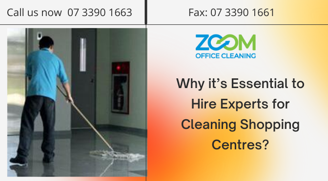 Shopping Centre Cleaners