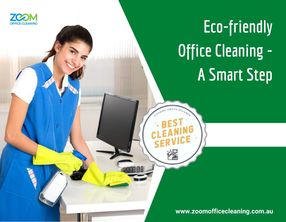 Eco-friendly Office Cleaning